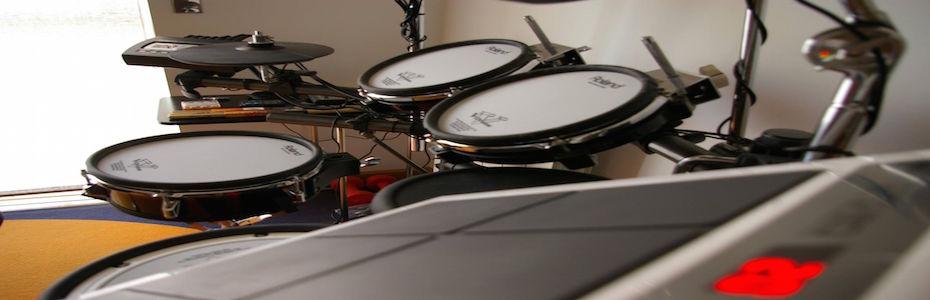 Drums, Radio, Technology...