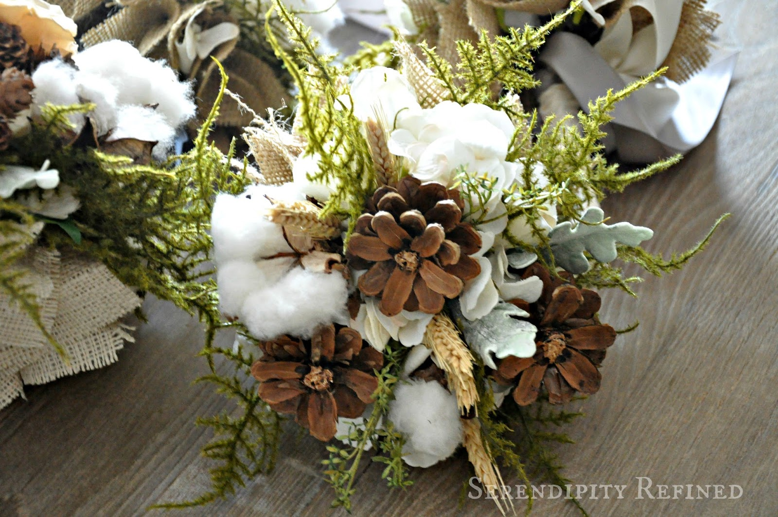 Serendipity Refined Blog Flowers for an Autumn Wedding