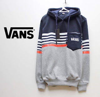 JAKET VANS LINE COLOR
