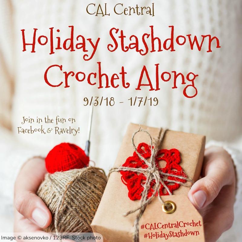 Holiday Stashdown CAL 2018