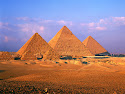 Giza) pyramids)