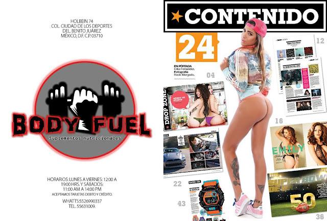 Erika Fernandez Revista Chilanga Surf México N.15 Julio / Agosto 2015