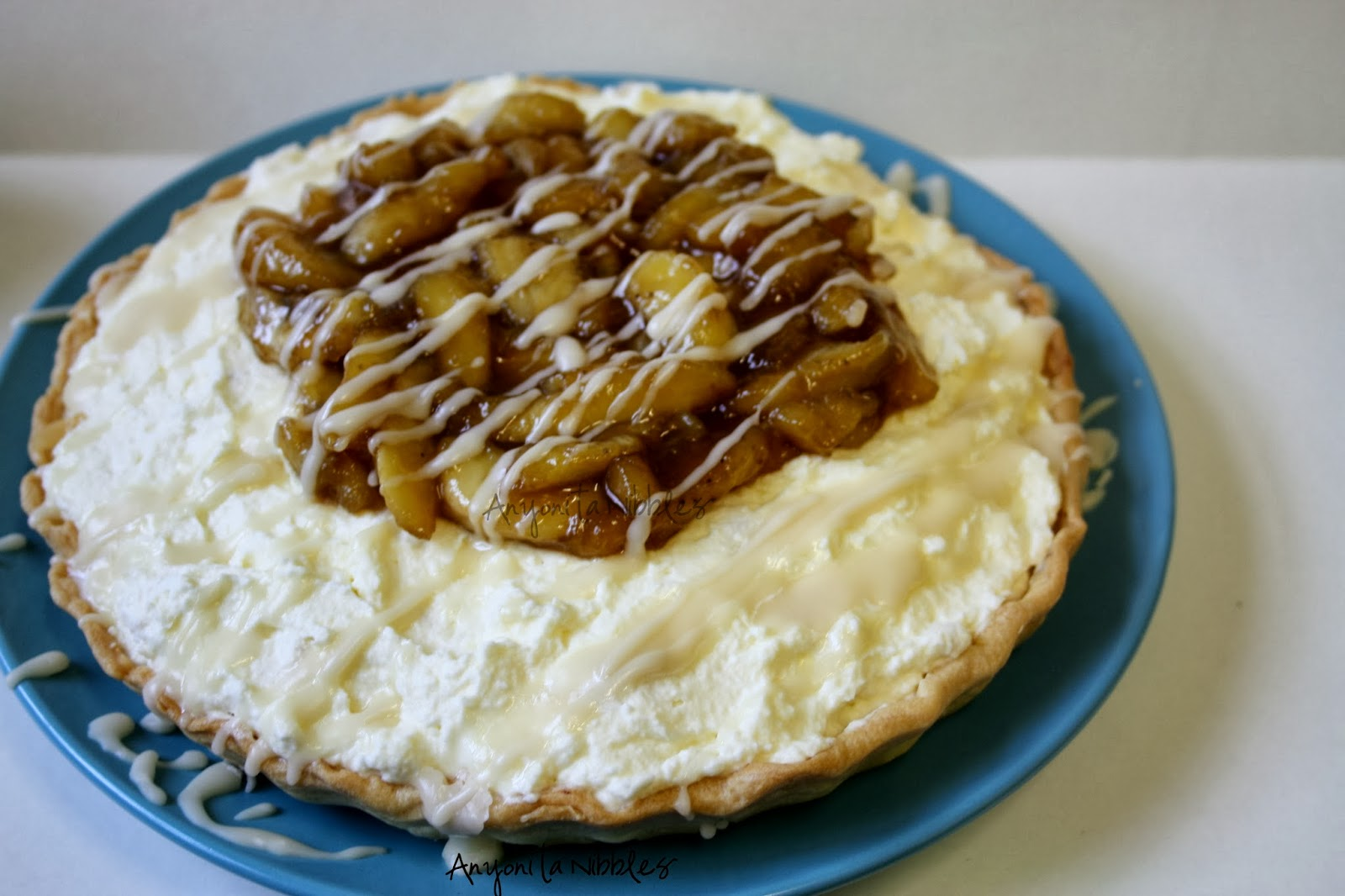 Celebrate Fairtrade Fortnight with a Caramelized Fairtrade Banana Cream Pie from www.anyonita-nibbles.co.uk