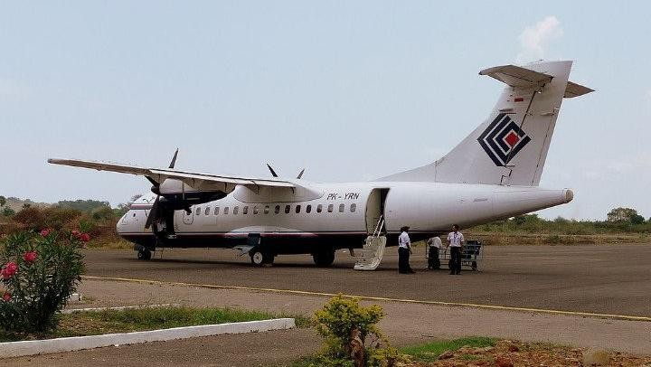 Pesawat Trigana Air Jatuh di Papua