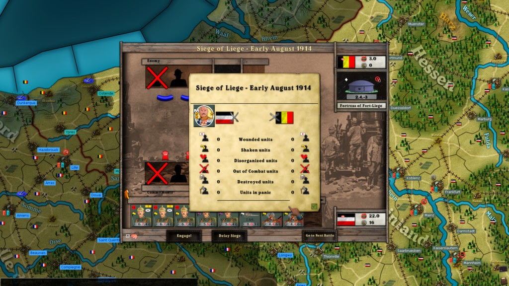 World War 1 Centennial Edition screenshots