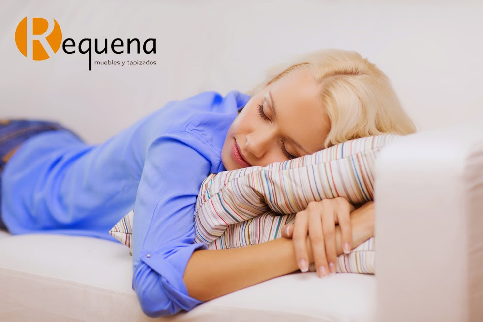 Muebles y tapizados requena duermes bien en el sof - Tapizados requena ...