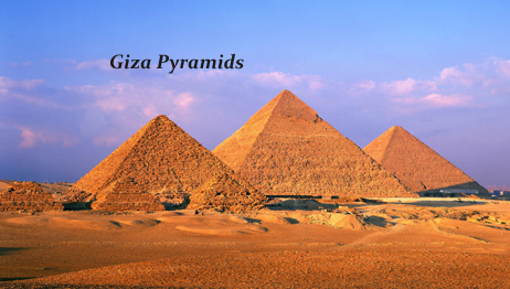 an overview of the pyramids of egypt Influenced by cambridge university's barry kemp, who wrote ancient egypt: anatomy of a civilization, lehner came to believe that the colossal marshaling of resources required to build the three pyramids at giza—which dwarf all other pyramids before or since—must have shaped the civilization itself.