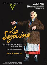 Théâtre du Rideau Vert / La Sagouine