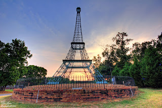 Replica de la Torre Eiffel en Tennessee - EEUU - que visitar
