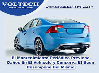 Servicio Tecnivo Volvo Voltech