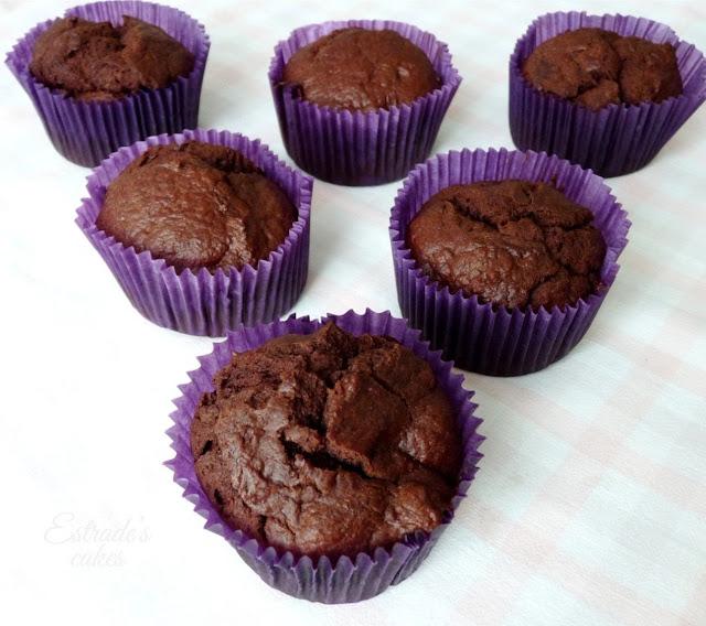 receta cupcakes de chocolate sin azucar-02