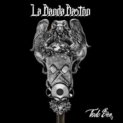La Banda Bastön - Todo Bien (2013) (Portada y Tracklist)