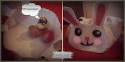 Cesta conejo de pascua conejo de pascua