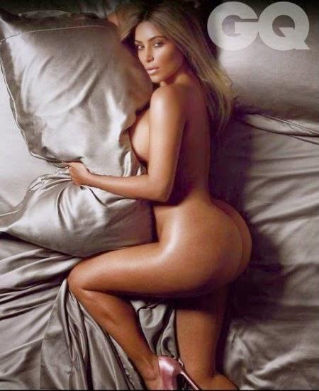 Kim kardashian naked and fucked