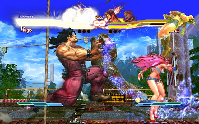 Street Fighter X Tekken PC Download Photo