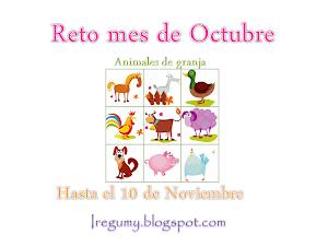 RETO OCTUBRE HASTA EL 10 DE NOVIEMBRE