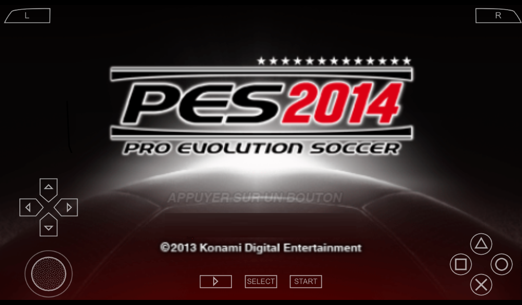 Download Game Pro Evolution Soccer 2014 for PPSSPP