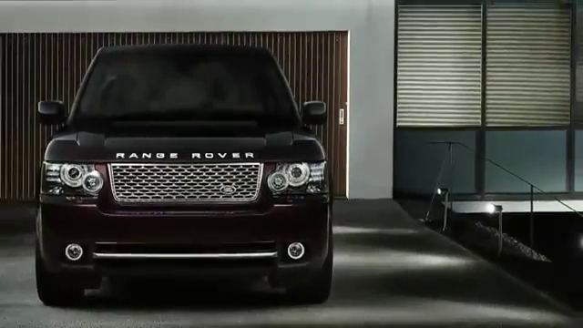 2012 Land Rover Range Rover Autobiography Ultimate Edition-The New Car