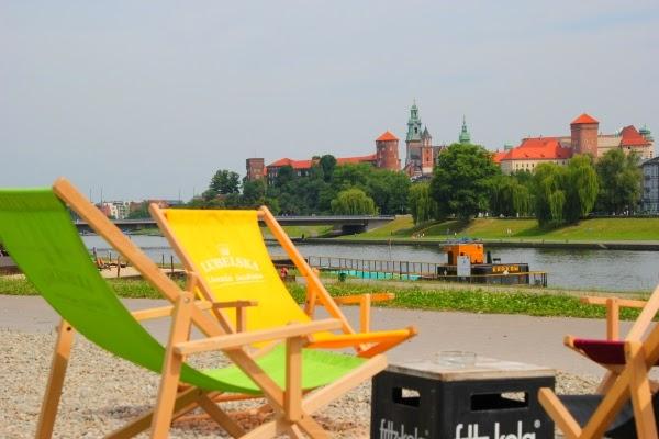Kraków nowocześnie