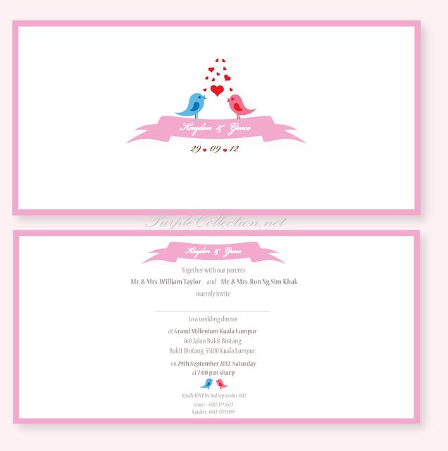Love Birds Wedding Invitation Cards, Love Birds, Love, Birds, Wedding, Cards, invitation cards