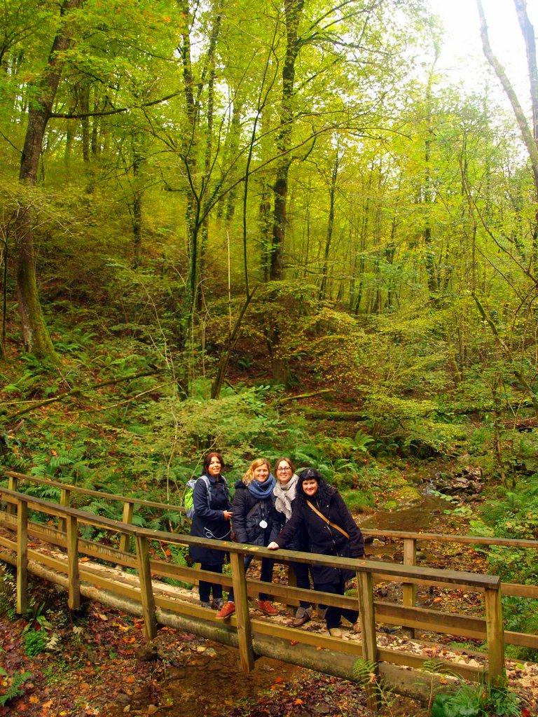 Baztan/Bidasoa nos acoje en el 2º #ruraltrip #Navarra. Día 3 #ParqueNaturalSeñorioDeBertiz