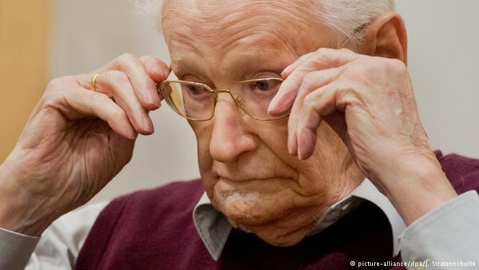 Não imaginava sobreviventes em Auschwitz