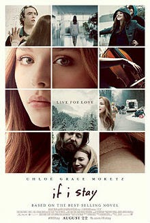 If I Stay (2014) Hollywood Movie Poster