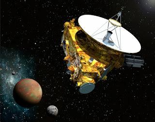 NASA Ungkap Gambar Terbaru Planet Pluto dan Bulannya Charon