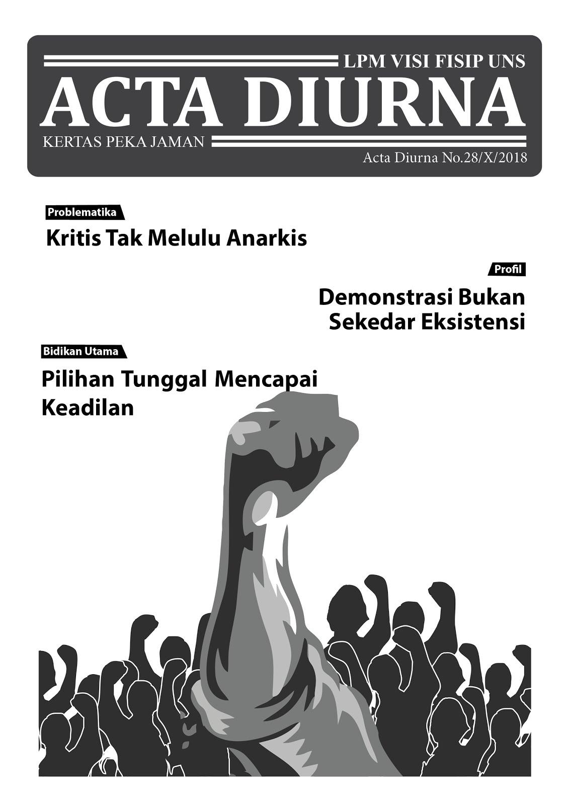 Buletin Acta Diurna 28