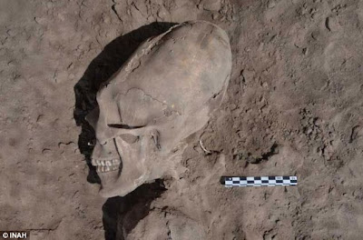 Alien Skulls discovered in Mexico ? (Video)