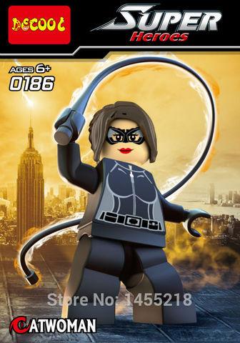 She's Fantastic: Decool BootLEGO - Dark Knight Rises CATWOMAN!