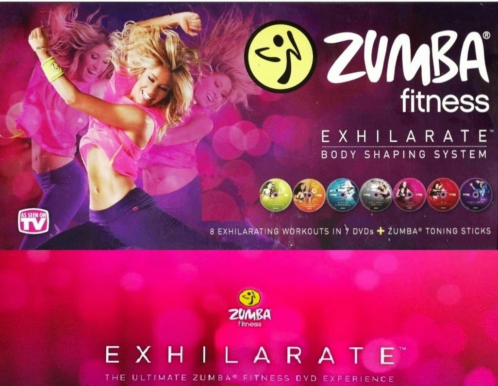 Zumba Fitness Exhilarate [Poderoso Conocimiento]