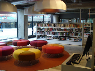 Technology in the Modern Library: Different Types of Technology