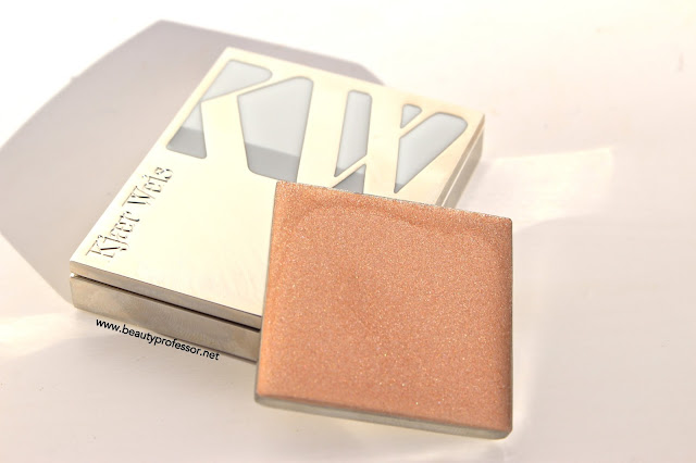 kjaer weis highlighter radiance swatches
