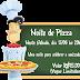 Noite de Pizza - Um tributo à amizade