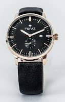 Topaz UNISEX 5060ABK Robust Design Dress Watch #Topazwatches