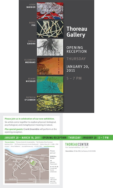 Thoreau exhibit