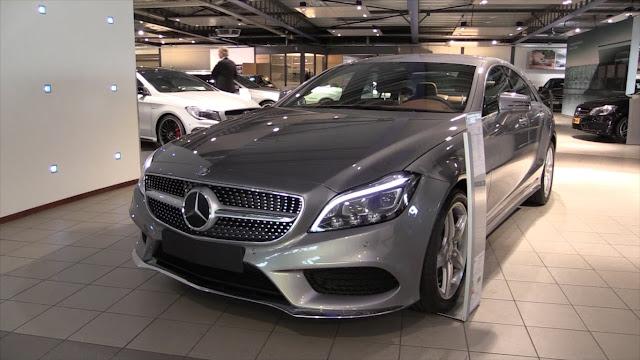 2015 Mercedes-Benz CLS 350 AMG