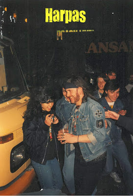 Οι «Motorhead» στην Αθήνα το 1990 :