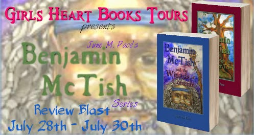 Review Blast: Benjamin McTish