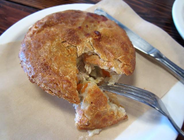 ... pie decedent mexican chocolate pie veggie puff pocket chicken pot pie