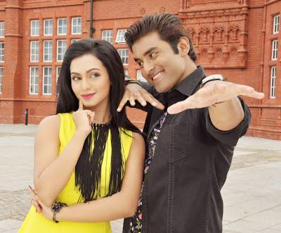 Nusrat faria and ankush in aashiqi movie
