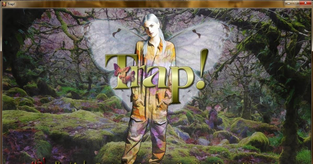 Darkerotica games trap a modern fantasy visual novel for Modern trap