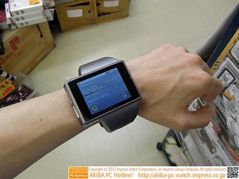 Jam Tangan Ponsel Dengan Sistem Operasi Android, Android Watch Phone