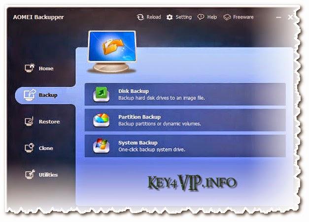 AOMEI Backupper Technician 2.0.1 Full,Phần mềm và hướng dẫn sao lưu dữ liệu
