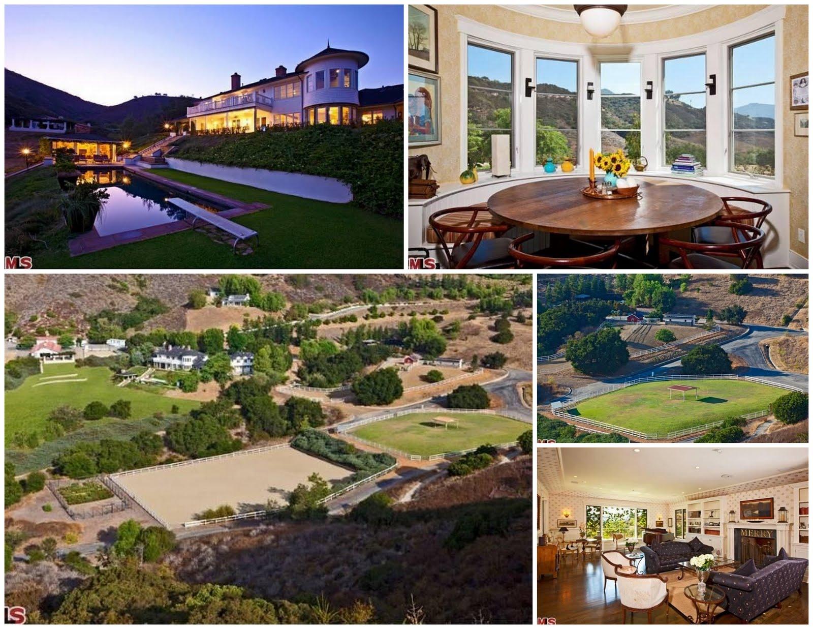Celebrity real estate james wilson lists colossal estate Celebrity real estate pictures