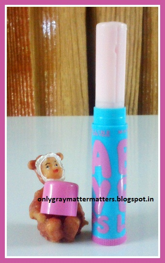 Maybelline BabyLips Lip Balm Anti-Oxidant Berry review