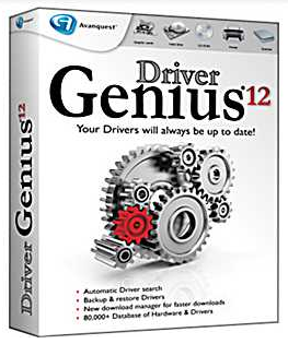 Driver Genius Professional 12.0.0.1306 Final With Crack