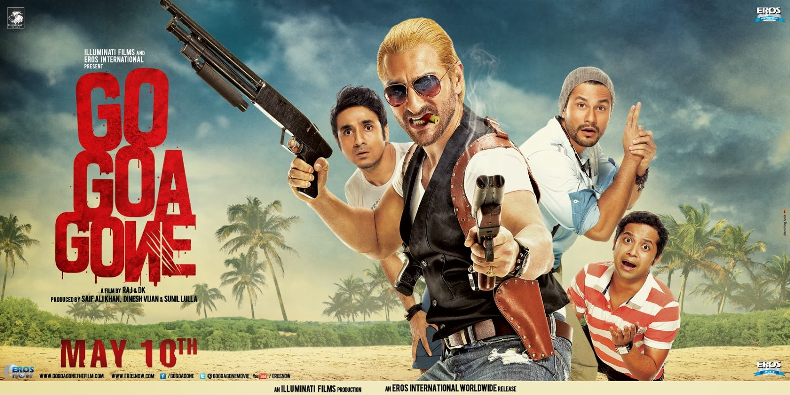 go goa gone (2013) full hd movie live, full hindi movie | watch