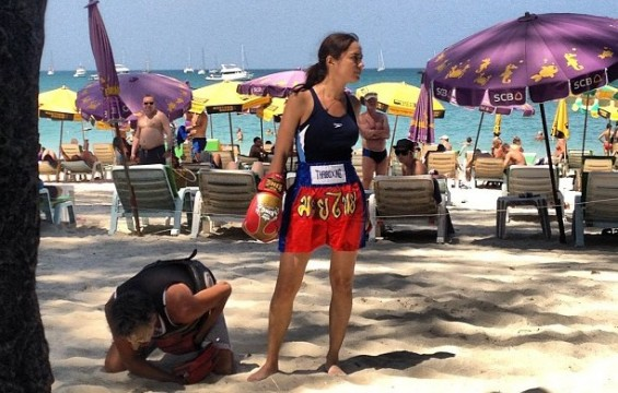 Maya Karin Muay Thai